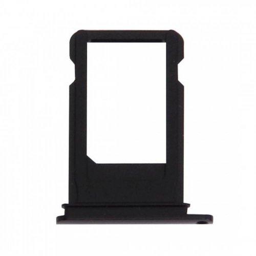 iPhone X simtray zwart