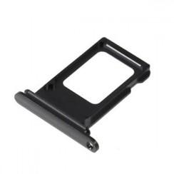 iPhone XS MAX simtray zwart