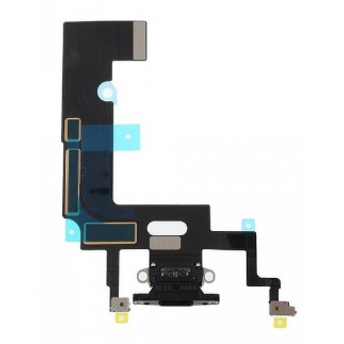 iPhone XR Charge Connector Black