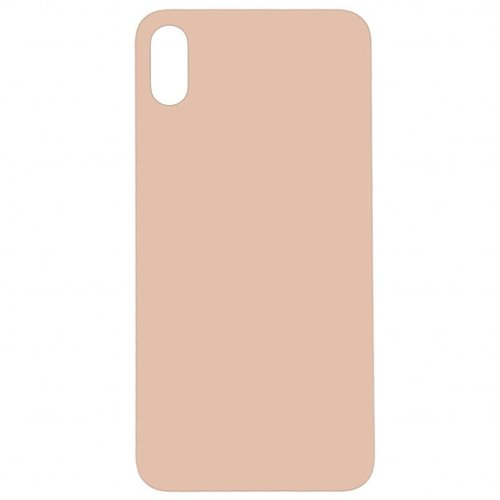 iPhone XS Back cover white