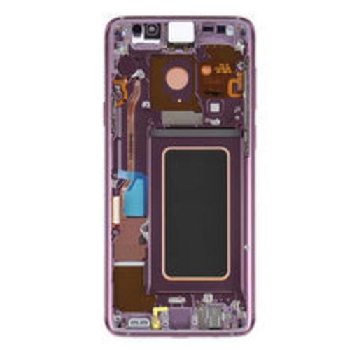 S9 Plus G965 display compleet ( purple )