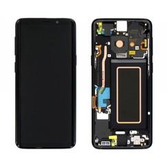 S9 G960 display compleet ( zwart )