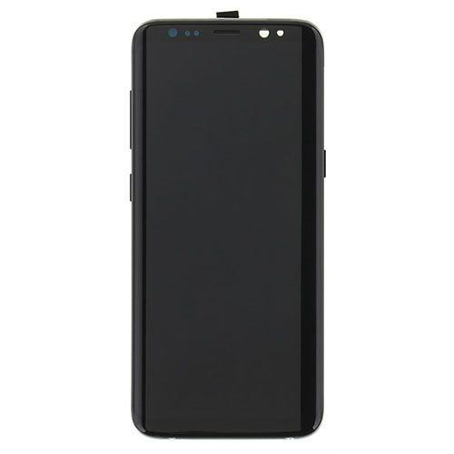 S8 G950 display compleet ( zwart )