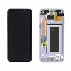 S8 G950 display compleet ( violet )