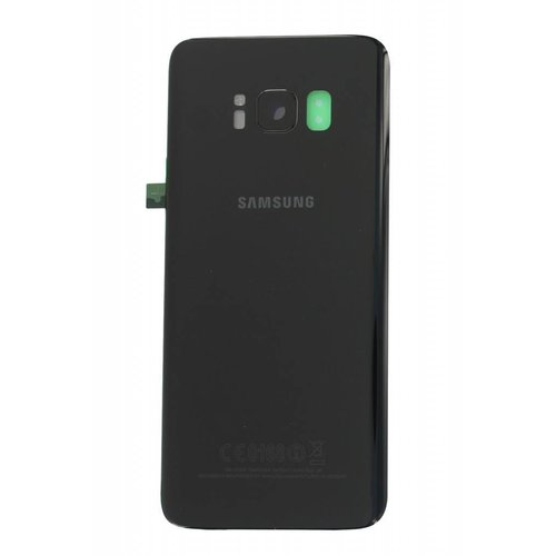 S8 G950 back cover ( black )
