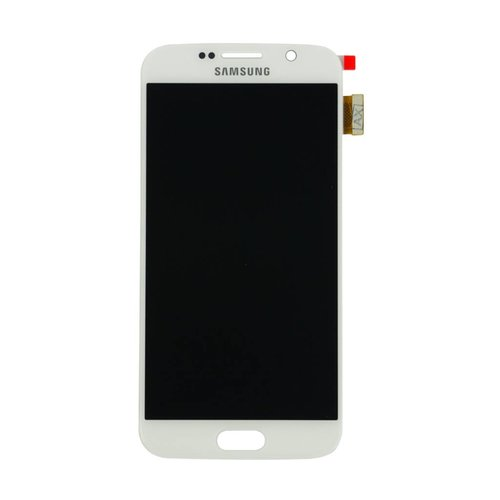 Samsung Galaxy S6 display module (touch+lcd) white