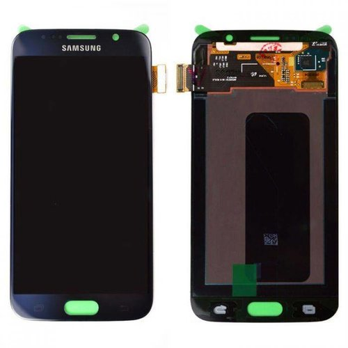 Samsung Galaxy S6 display module (touch+lcd) black