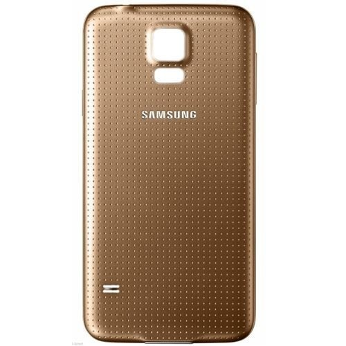 Samsung Galaxy S5 Backcover Gold