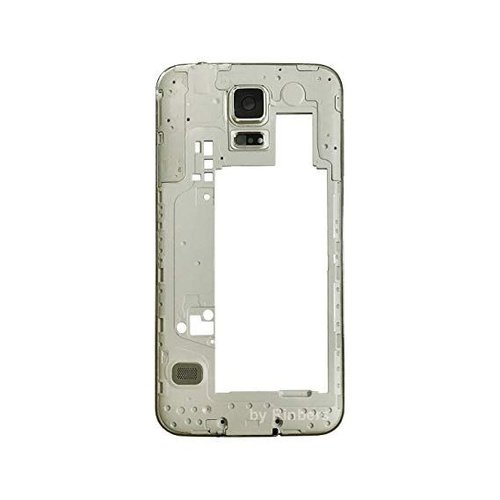 Samsung Galaxy S5 Middle Frame Silver