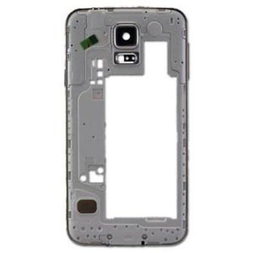 Samsung Galaxy S5 Middle Frame Black
