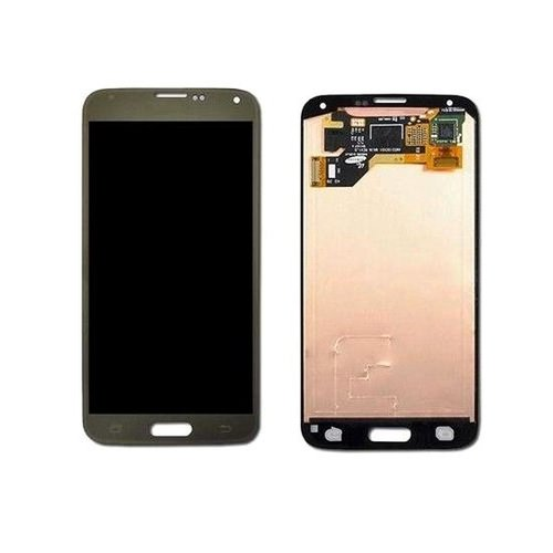 Samsung Galaxy S5 Display Complete Gold