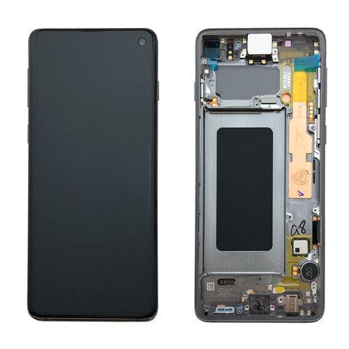 Samsung G973F S10 Display Complete Black