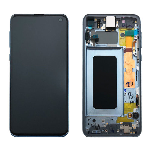 Samsung G970F S10E Display Complete White