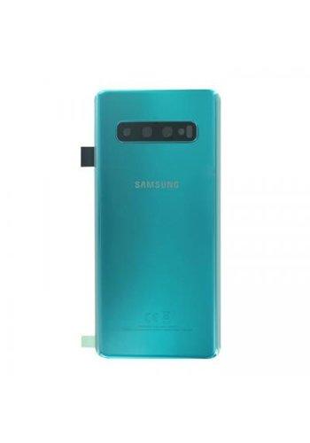 Samsung Galaxy S10 SM- G973F Achterkant GH82-18378E Groen