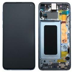 Samsung G970F S10E Display Compleet GH82-18852C - Prism Blauw