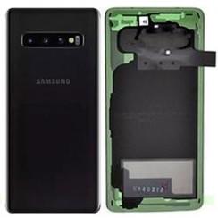 Samsung Galaxy S10 SM-G973F Achterkant GH82-18378A Zwart