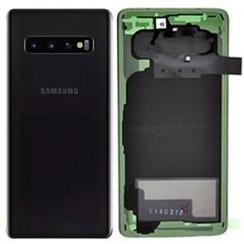 Samsung Galaxy S10 SM-G973F Backcover GH82-18378A Black