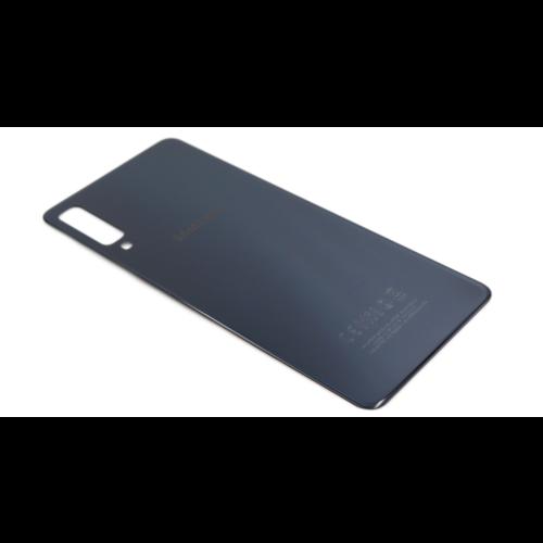 Samsung A7 2018 (A750F) Back Cover Black