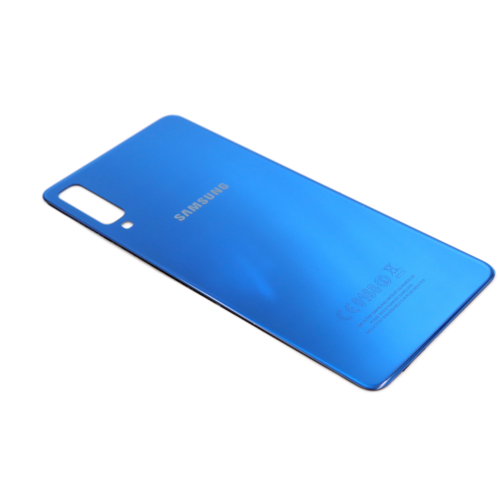Samsung A7 2018 (A750F) Back Cover Blue
