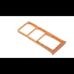 Samsung A50 (A505F) Nano Sim Kaart Tray Rood