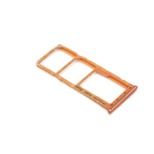 Samsung A50 (A505F) Nano Sim Card Tray Red