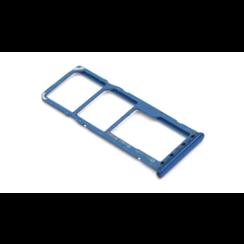 Samsung A50 (A505F) Nano Sim Kaart Tray Blauw