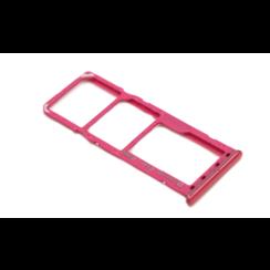 Samsung A50 (A505F) Nano Sim Kaart Tray Rose