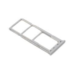 Samsung A50 (A505F) Nano Sim Kaart Tray Wit