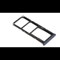 Samsung A50 (A505F) Nano Sim Kaart Tray Zwart