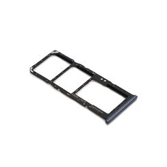 Samsung A50 (A505F) Nano Sim Kaart Houder Zwart