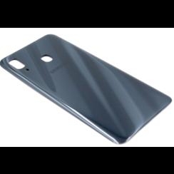 Samsung A30 (2019) Back Cover Black