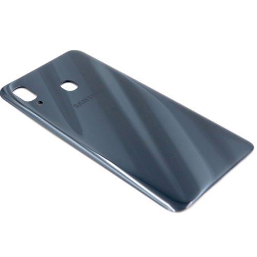 Samsung A30 (2019) Back Cover Black