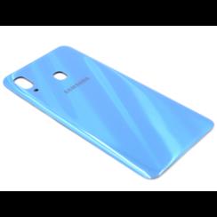Samsung A30 (2019) Back Cover Blue