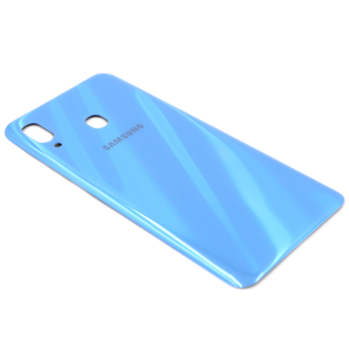 Samsung A30 (2019) Back Cover Blue