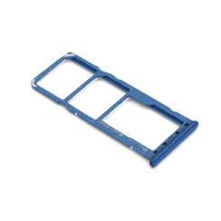 Samsung A20 (A205F) Nano Sim Card Tray Blue