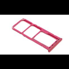 Samsung A20 (A205F) Nano Sim Card Tray Pink