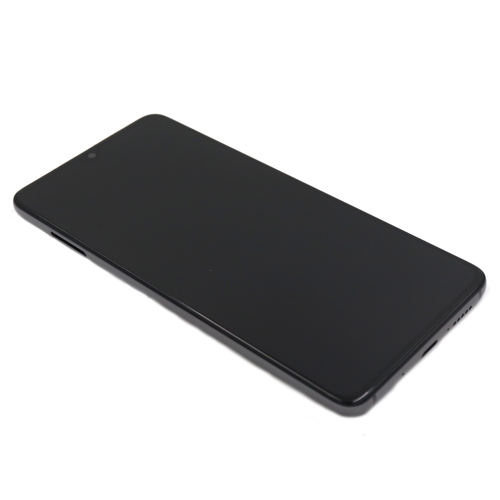 Mate 20 display module + frame (touch+lcd) zwart