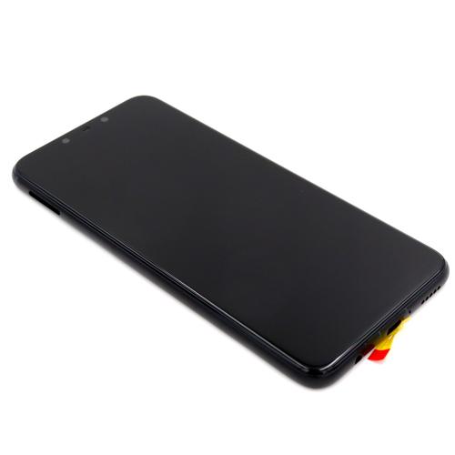 P Smart Plus Display Module + Frame (Touch+LCD) Zwart