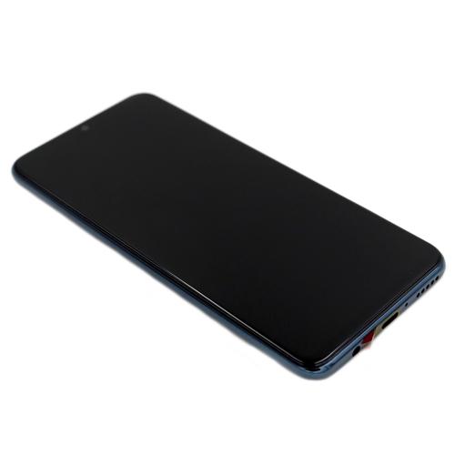 Huawei P30 Lite Scherm Assembly Compleet Met Behuizing Zwart