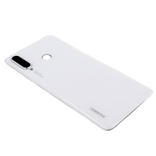 Huawei P30 Lite Back Cover White