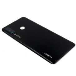 Huawei P30 Lite Back Cover Black