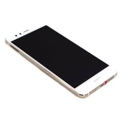 Huawei P10 Lite Scherm Assembly Compleet Met Behuizing Wit