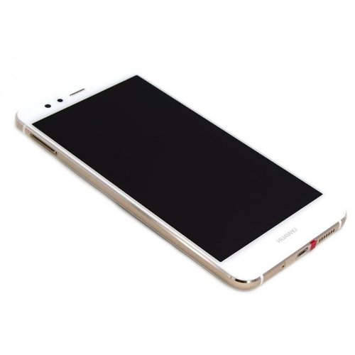 Huawei P10 Lite Display Assembly Complete with Housing White