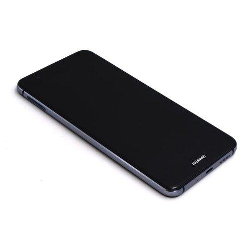 Huawei P10 Lite Scherm Assembly Compleet Met Behuizing Zwart