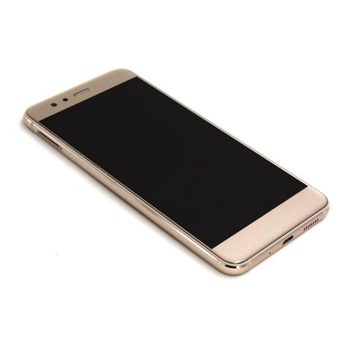 Huawei P10 Lite Display Assembly Complete with Housing Gold