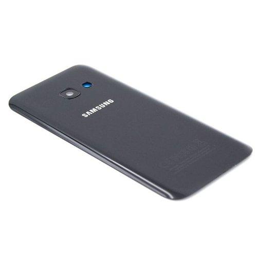Samsung A3 2017 (A320F) Back Cover Black
