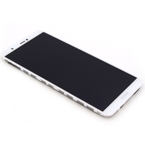 Huawei P Smart Display Assembly Complete with Housing White