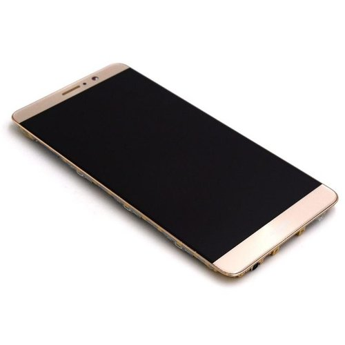 Huawei Mate 9 Scherm Assembly Compleet met Behuizing Goud