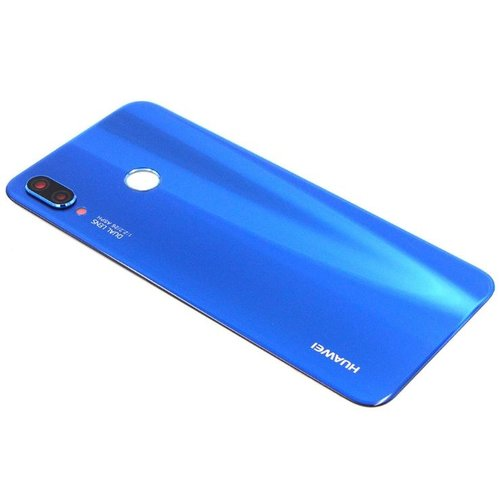 P20 Lite back cover blauw