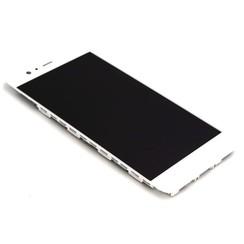 Huawei P10 Scherm Assembly Compleet met Behuizing Wit
